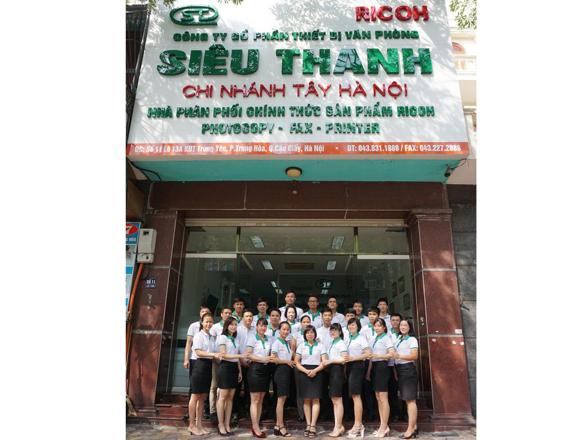 Chi nhánh Tây Hà Nội