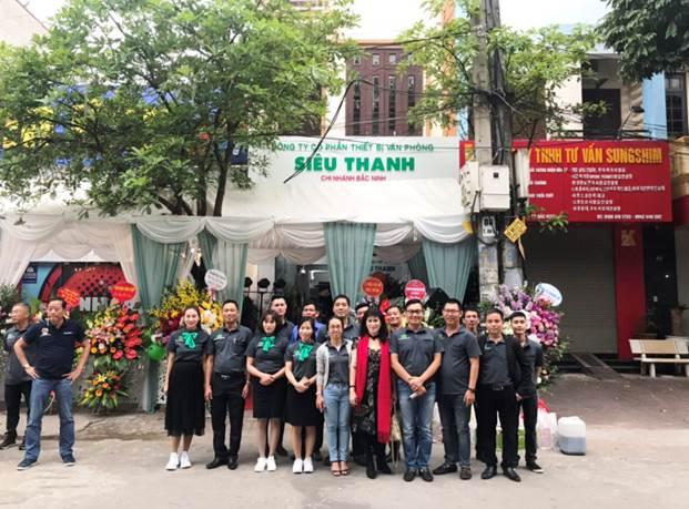 Chi nhánh Bắc Ninh