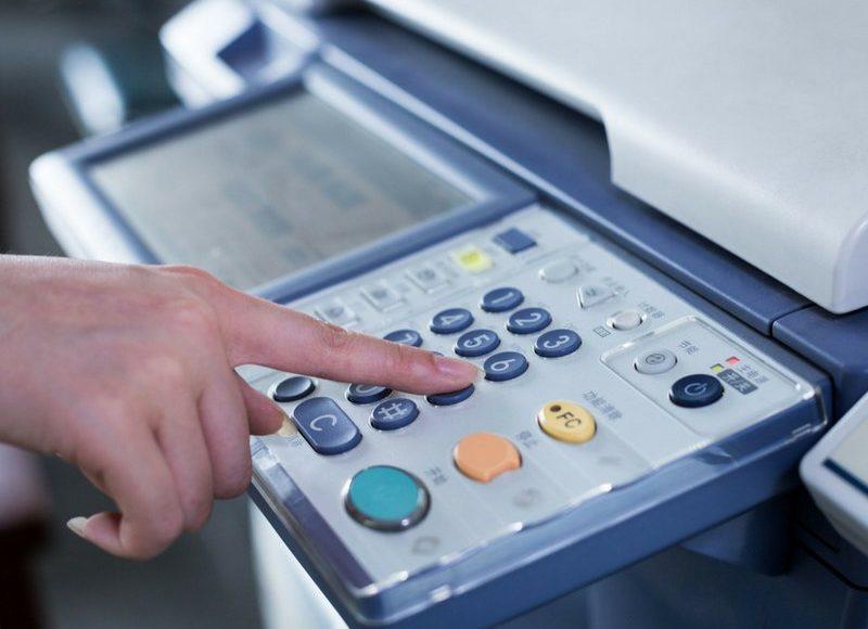 Format ổ cứng máy photocopy ricoh