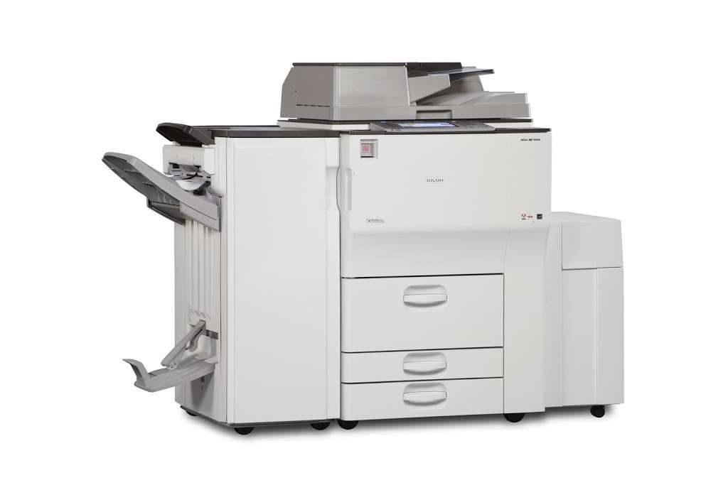 Máy photocopy ricoh cũ